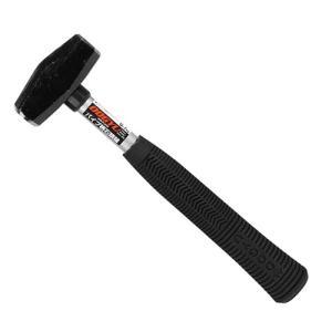 (石頭ハンマー) 大工かなづち ハンマー 金槌 玄能 285×78mm (タガネの打ち付け/石・レンガのハツリ)|diy-tatsu