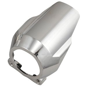 タジマ・太軸 インパクトドライバー用 着せ替えカバー シルバーメッキ色 (対応機種:太軸インパクト足場200)|diy-tatsu