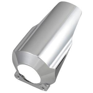 タジマ・太軸 インパクトドライバー用 着せ替えカバー シルバーメッキ色 (対応機種:太軸インパクト鉄骨600)|diy-tatsu