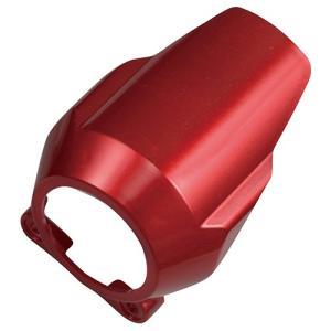 タジマ・太軸 インパクトドライバー用 着せ替えカバー メタリックレッド色 (対応機種:太軸インパクト足場200)|diy-tatsu