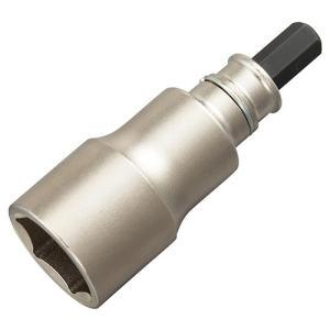 太軸ソケット 太軸インパクトドライバー専用ソケット 24mm 6角 軸交換式 (軸強度15倍以上) 太軸アダプター|diy-tatsu