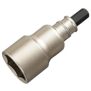 太軸ソケット 太軸インパクトドライバー専用ソケット 27mm 6角 軸交換式 (軸強度15倍以上) 太軸アダプター|diy-tatsu