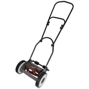 芝刈り機 手動 小型 コンパクト ホンコー・芝刈機 刈込幅:200mm サイズ:幅360×奥行320×高さ190mm|diy-tatsu