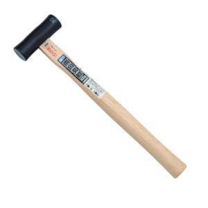 (大工道具 金槌 ハンマー) 両口玄能 85×325mm (木材の釘打ち)|diy-tatsu