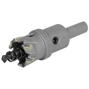 超硬ホールソー 穴サイズ23mm W刃ホールソー (鉄/ステンレス/塩ビ/FRP)(深さ18mm センタードリル径6mm)|diy-tatsu