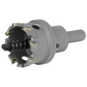 超硬ホールソー 穴サイズ35mm W刃ホールソー (鉄/ステンレス/塩ビ/FRP)(深さ18mm センタードリル径6mm)|diy-tatsu