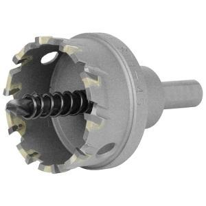超硬ホールソー 穴サイズ45mm W刃ホールソー (鉄/ステンレス/塩ビ/FRP)(深さ18mm センタードリル径6mm)|diy-tatsu