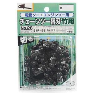 チェンソー 刃(SK11)オレゴンチェンソー替刃no.26 91f-45e竹切|diy-tatsu