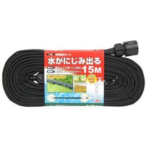 散水ホース (穴あき) 灌水チューブ 15m (潅水/ガーデニング)|diy-tatsu