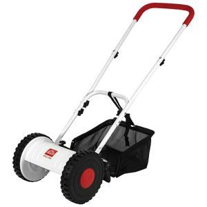 芝刈り機 手動 小型 コンパクト 手動式芝刈機 リール式 200mm刃 奥行1250×幅340×高さ810mm|diy-tatsu