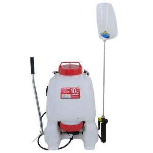(噴霧器 手動 除草剤) 背負式 畜圧式噴霧器 10L (殺虫 消毒 園芸)|diy-tatsu