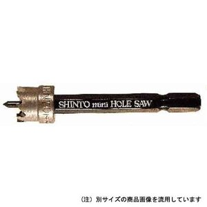 電動ドライバー インパクトドライバー用(シントー)ミニホールソーhss 12mm|diy-tatsu