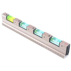 水平器勾配計 水準器 レベル 排水匂配器 300MM (配水管・U字溝・側溝・斜面勾配等の施工・測定)|diy-tatsu
