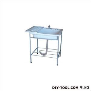 サンイデア 蛇口付き屋外用ジャグ流し台 600c(水洗付ガーデン流し台) diy-tool
