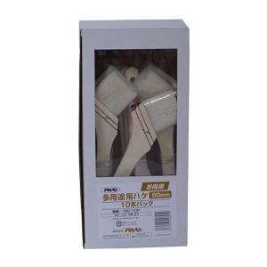 アサヒペン お得用多用途用刷毛 50mm T50-10P 10本パック|diy-tool