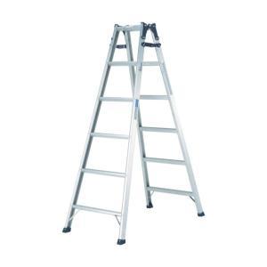 アルインコ(ALINCO) はしご兼用脚立 天板高さ:1.99m PRS210WA 1台