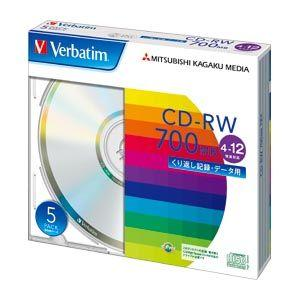 三菱化学メディア PC DATA用 CD-RW...の関連商品9