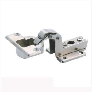 アトム スライド丁番 インセットタイプ ニッケル DT90-0-1LA 072074|diy-tool