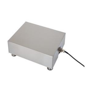 ●ガス・蒸気等の危険場所(1種・2種)の計量に ●シングルポイントロードセル採用のため、軽量で薄型 ...