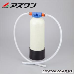アズワン イオン樹脂カートリッジ純水器 φ160×521mm 1-3705-01|diy-tool