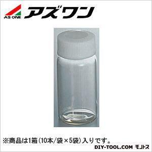 アズワン スクリュー管瓶 110ml 7-2110-40 1箱(10本/袋×5袋入)