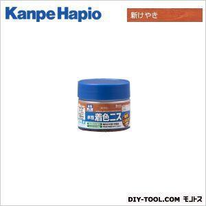 カンペハピオ 水性着色ニス  ●特長 臭いが少なく、塗りやすい水性ニスです。 木目を生かす着色と美し...