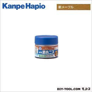 カンペハピオ 水性着色ニス 新メープル 100ML