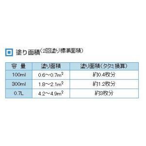 カンペハピオ 水性着色ニス 新ウォルナット 100ML|diy-tool|02