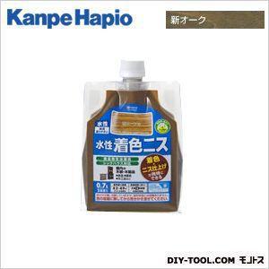 カンペハピオ 水性着色ニス 新オーク 0.7L diy-tool