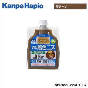 カンペハピオ 水性着色ニス 新チーク 0.7L