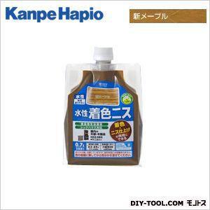 カンペハピオ 水性着色ニス 新メープル 0.7L|diy-tool