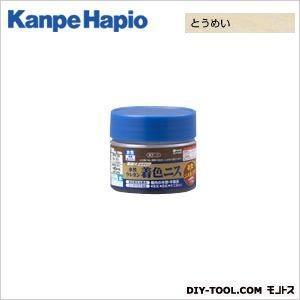 カンペハピオ 水性ウレタン着色ニス とうめい  100ML