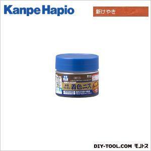 カンペハピオ 水性ウレタン着色ニス 新けやき 100ML