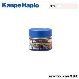 カンペハピオ 水性ウレタン着色ニス ホワイト 100ML