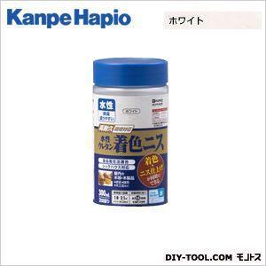 カンペハピオ 水性ウレタン着色ニス ホワイト 300ML