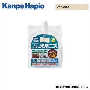 カンペハピオ 水性ウレタン床用ニス とうめい  3L