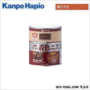 カンペハピオ 油性ウレタン着色ニス 新けやき 1.6L