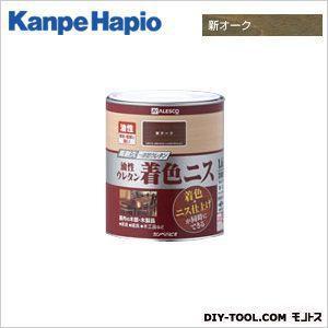 カンペハピオ 油性ウレタン着色ニス 新オーク 1.6L