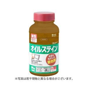 カンペハピオ オイルステインA木目を生かした着色剤 ライトオーク 300MLの商品画像|ナビ