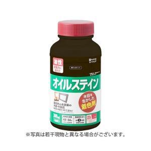 カンペハピオ オイルステインA木目を生かした着色剤 新ウォルナット 300MLの商品画像 ナビ