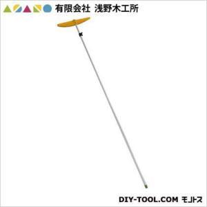 浅野木工所 プラスチック ビニールハウスキーパー アルミパイプ伸縮ロック式   24032|diy-tool