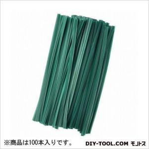 G ビニタイ 緑 12cm 100本の関連商品1