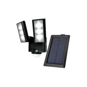 ELPA ソーラー式 センサーライト ESL-312SL 1個