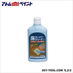 アトムハウスペイント 床スーパークリーナー 樹脂ワックスリムーバー  500ML|diy-tool
