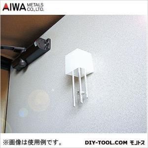 アイワ金属(AIWA) キューブチャイム ドアベル ホワイト W50×D54×H132ミリ AP-010W 1|diy-tool