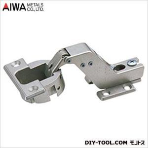 アイワ金属(AIWA) スライド蝶番(丁番)インセットキャッチ付 40mm AP-1045N|diy-tool