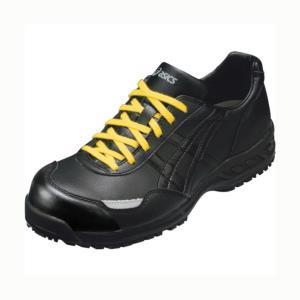 アシックス 【在庫限り特価】静電気帯電防止靴ウィンジョブ E50S 9090ブラック×ブラック 324 x 199 x 121 mm FIE50S.9|diy-tool