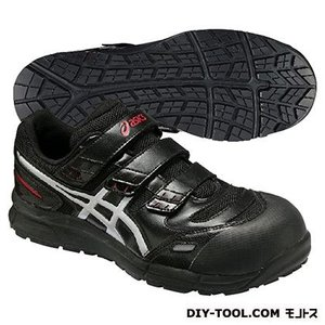 アシックス ウィンジョブ CP102 作業用靴 黒 27cm FCP102.9093 27.0 1|diy-tool