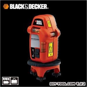 ブラック&デッカー イージーレーザーレベラー 212 x 148 x 85 mm BDL210S 1|diy-tool