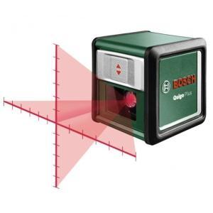 ボッシュ クロスラインレーザー 65x65x65mm QUIGO PLUS|diy-tool